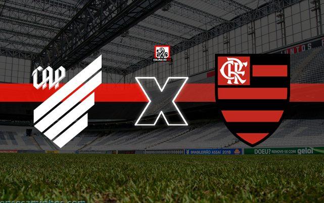 [PRÓXIMO JOGO] Saiba onde assistir, horário e informações de Athletico-PR x Flamengo