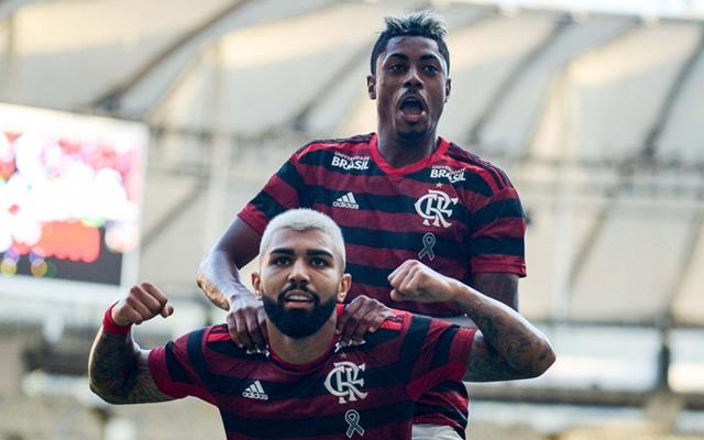 [ENQUETE] Bruno Henrique está certo em deixar artilharia do Brasileirão para Gabigol?