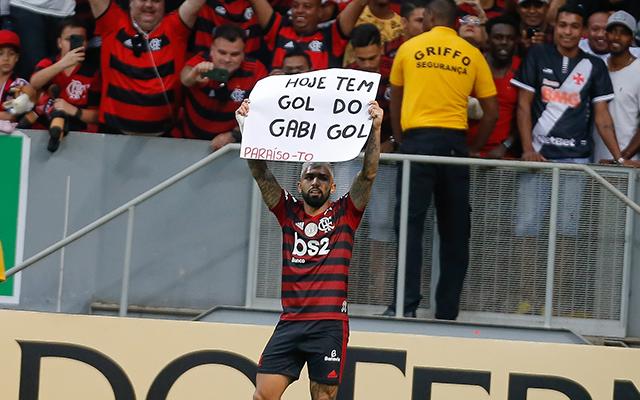 [ENQUETE] O Flamengo deve fazer uma loucura financeira para manter Gabigol na equipe no ano que vem?