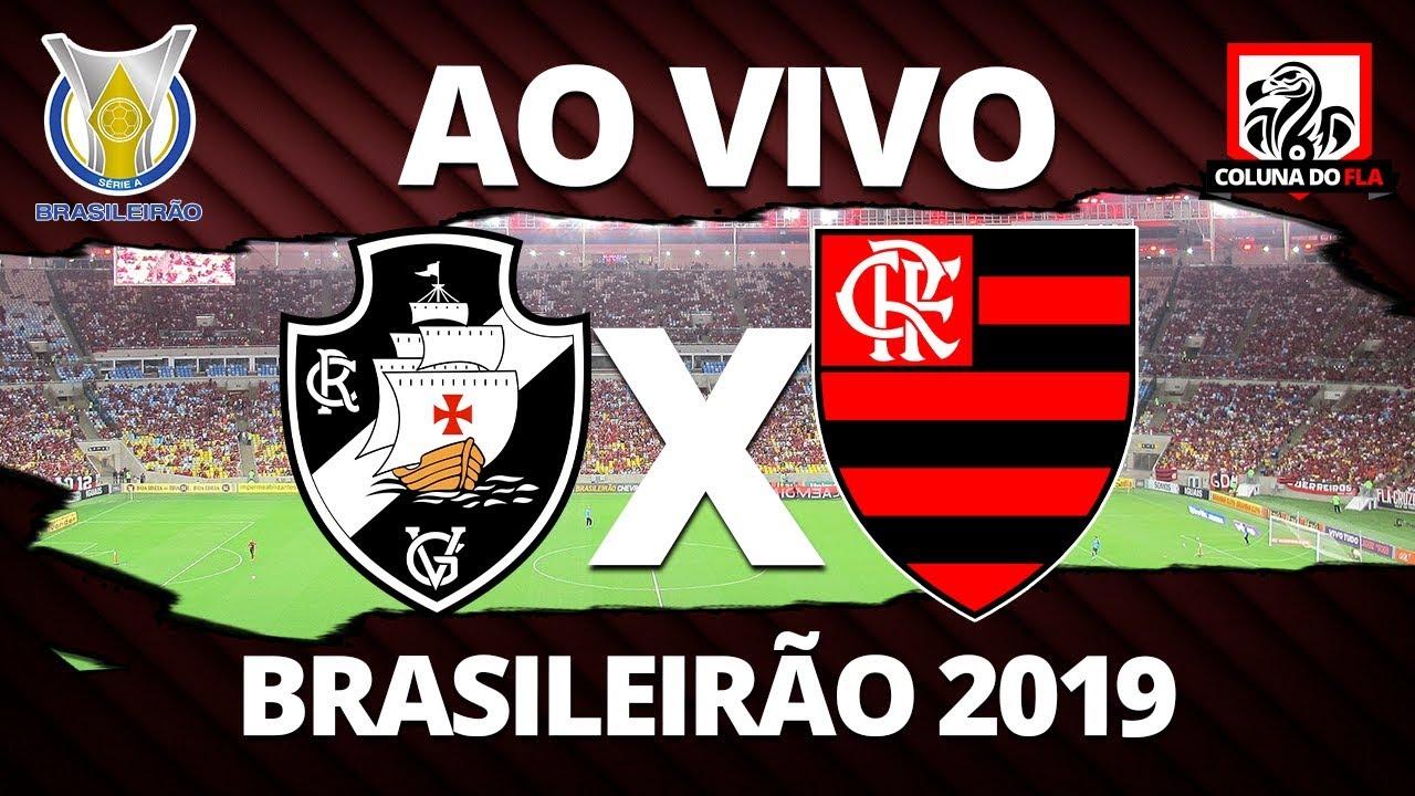 Ao Vivo Assista A Vasco X Flamengo Com O Coluna Do Fla