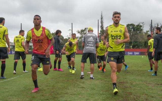 Flamengo Se Prepara Para Novo Mês De Fogo Com Nove Jogos