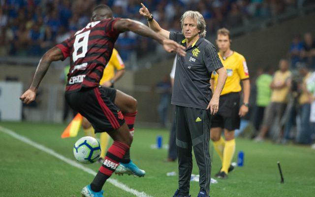 Em busca do seu 13º jogo sem derrota, Flamengo encara o Fortaleza pelo Brasileirão