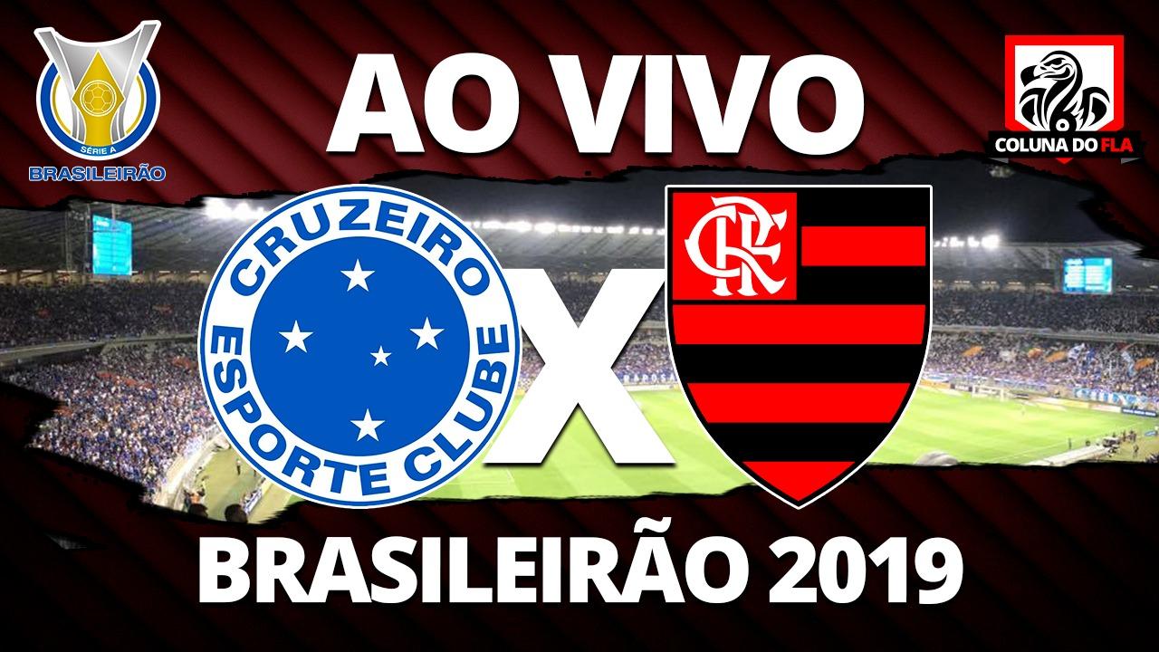 Ao Vivo Assista A Cruzeiro X Flamengo Com O Coluna Do Fla