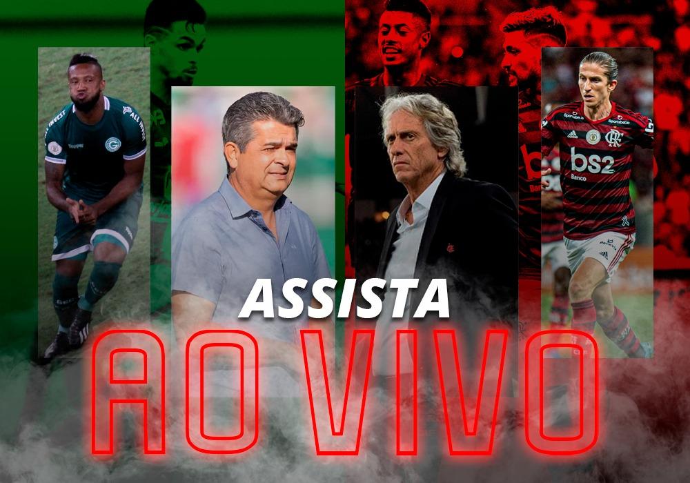 Gratuito E Ao Vivo Saiba Como Assistir A Goias X Flamengo Pelo Celular Flamengo Coluna Do Fla
