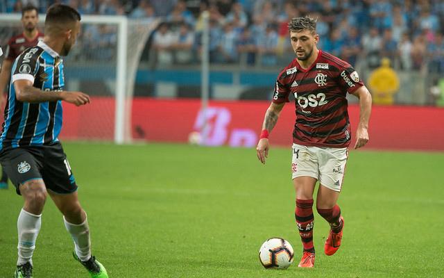 Arrascaeta Manda Recado à Torcida Do Flamengo Após Empate Na