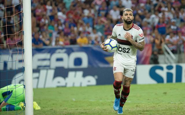 Depois do Crystal Palace, Gabriel Barbosa chama à atenção de outro clube europeu, diz TV Italiana