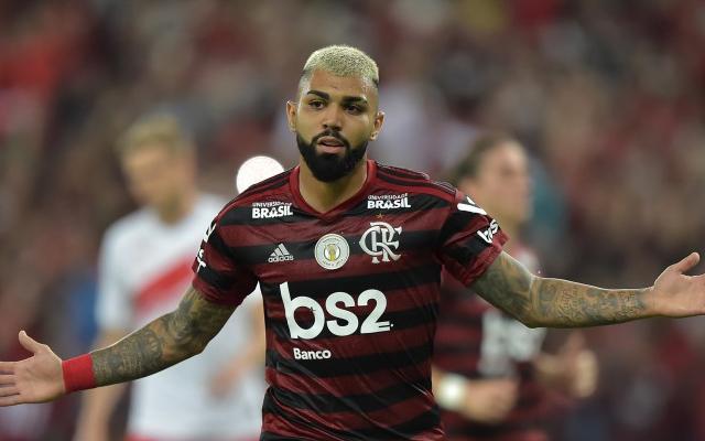 Flamengo negocia com Inter de Mil�o por Gabigol e jornal diz o pre�o que o clube italiano pede pelo atacante