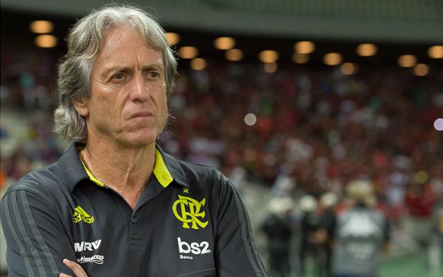 Sob comando de Jorge Jesus, Flamengo chega aos 86 de aproveitamento no Brasileirão