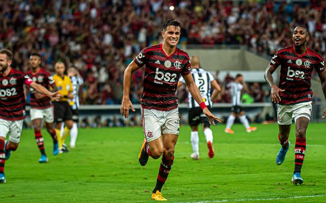 Flamengo tem respaldo da CBF para utilizar o jovem Reinier contra o Fortaleza