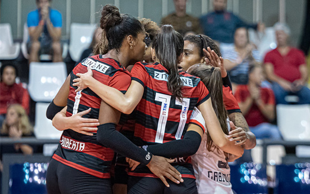 Flamengo estreia na Superliga de Vôlei Feminino com derrota para o Minas - Coluna do Fla