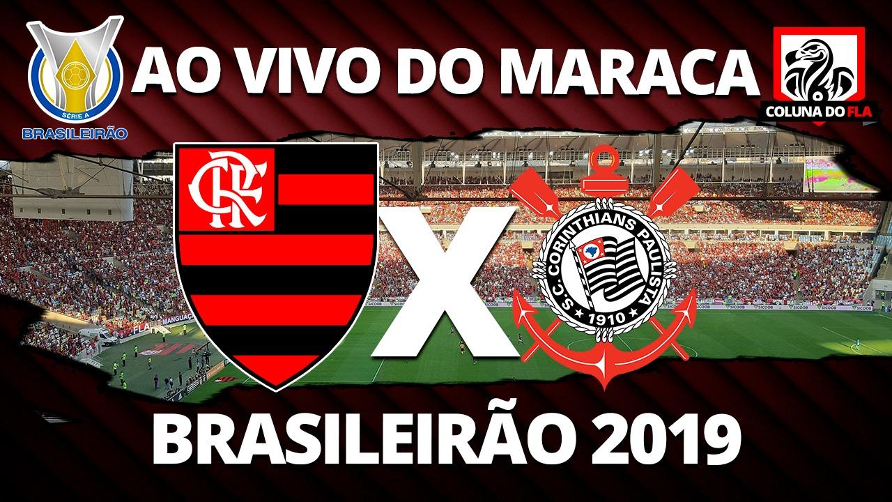 Ao Vivo Assista A Flamengo X Corinthians Com O Coluna Do