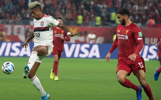 Portal inglês aponta tática utilizada pelo Flamengo como segredo para parar o Liverpool