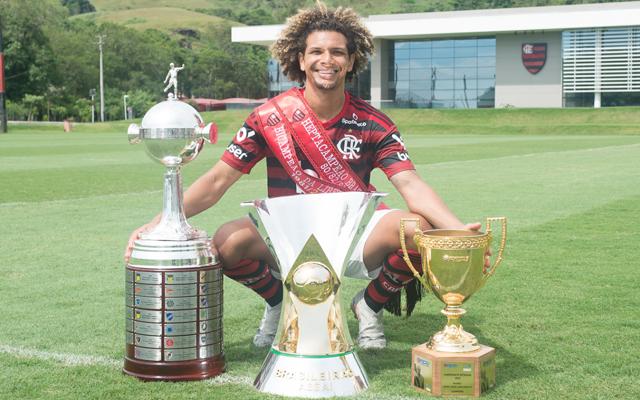 """Arão evita comparação ao Flamengo de Zico, mas garante: """"Estamos deixando o nosso legado"""""""