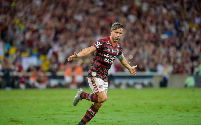 Diego se declara ao Flamengo e revela que nunca pensou em deixar o clube