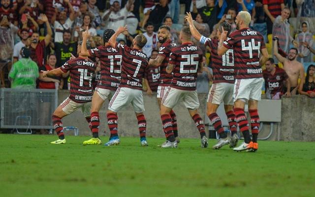 Resultado de imagem para Avante!Flamengo parte em busca do bicampeonato do Mundial de Clubes