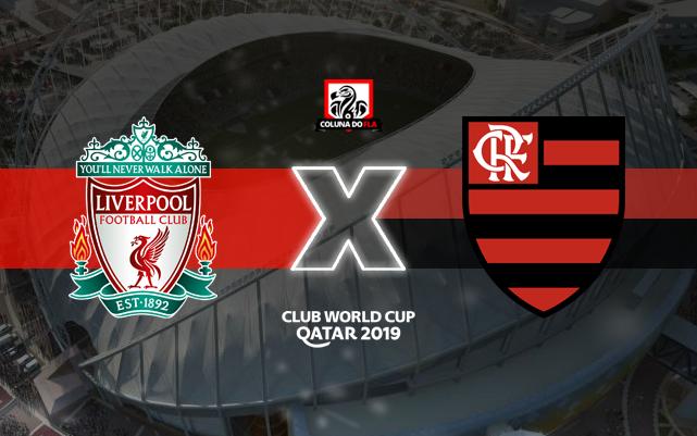 Mundial De Clubes Flamengo X Liverpool Expectativa Dos