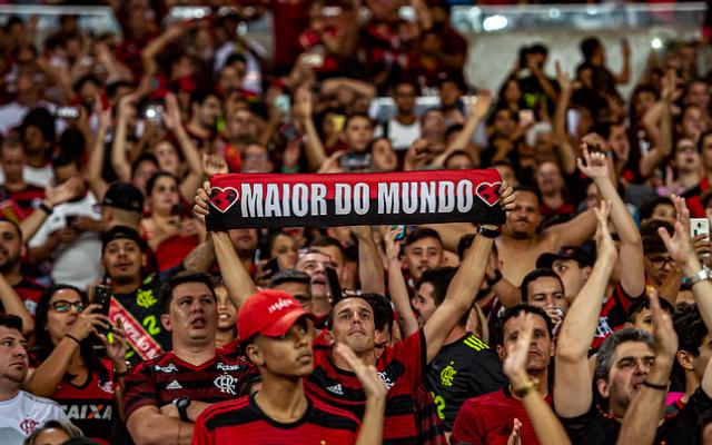 58 mil ingressos já foram vendidos para a final da Recopa entre Flamengo x Independiente del Valle