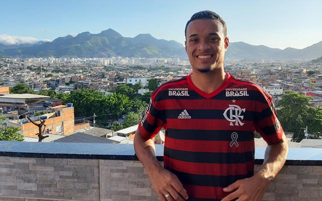 Aval de Zico, sede de títulos e versatilidade: conheça Luiz Henrique, joia escolhida para jogar o Carioca pelo Flamengo