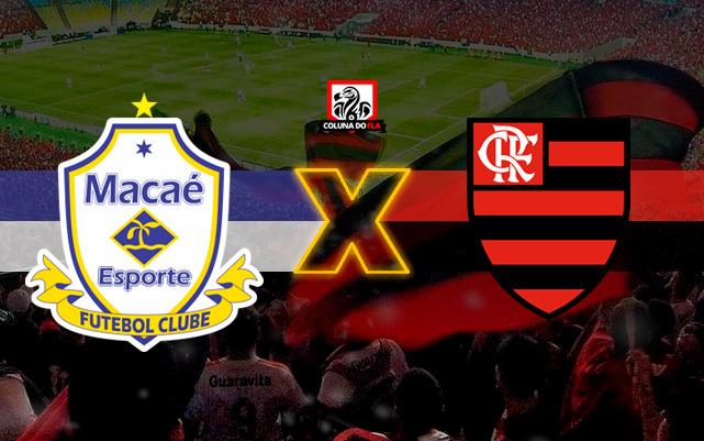 Saiba Como Acompanhar A Macaé X Flamengo Ao Vivo Pela