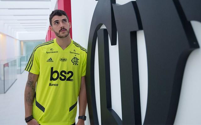 Gustavo Henrique define número que vai utilizar no Flamengo