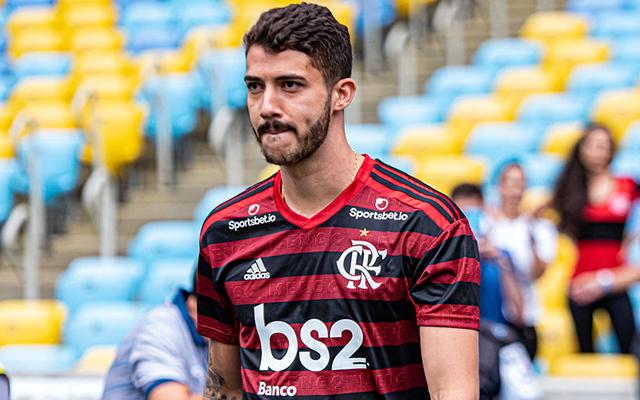 Zagueiro do Flamengo, Gustavo Henrique concede entrevista à FLATV neste sábado