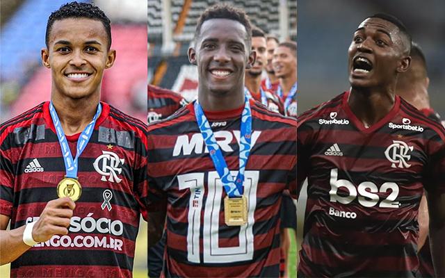 Destaques do sub-20, Lázaro, Yuri e Ramon devem ter destinos diferentes no início de 2020