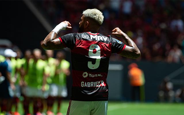"""Em noite de final, Gabigol pode se tornar o maior artilheiro do """"novo"""" Maracanã"""