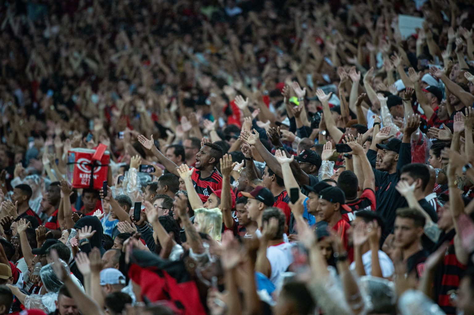 46 mil ingressos vendidos para a final da Taça Guanabara