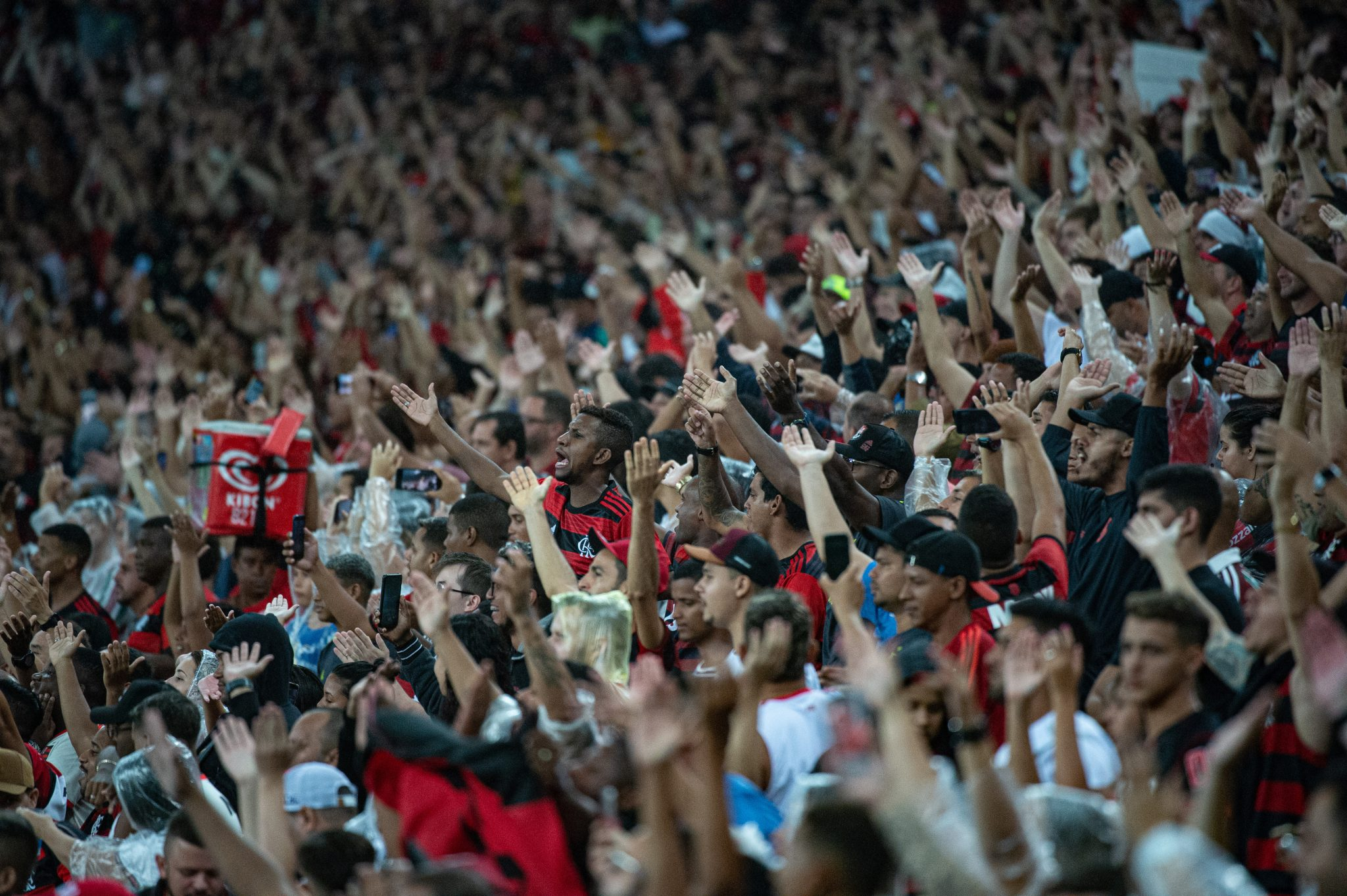 Vai lotar! Flamengo divulga parcial de ingressos vendidos para final da Taça Guanabara