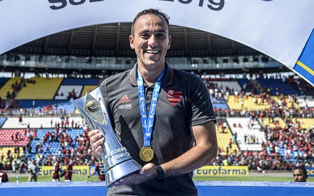 Técnico do Flamengo na Libertadores sub-20, Phelipe Leal valoriza atletas e pede concentração por alto desempenho