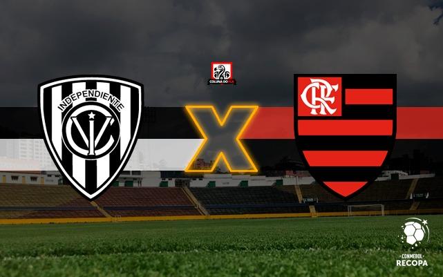 Flamengo e Independiente Del Valle se enfrentam pela primeira vez na história