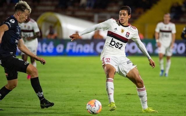 Pedro foi um dos jogadores que mais sofreu com a altitude contra o Del Valle