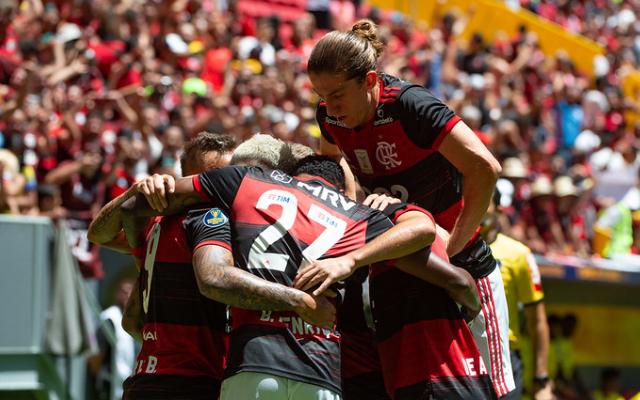 Agora é Recopa! Flamengo divulga relacionados para a partida contra o Independiente Del Valle