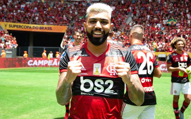 """Posicionamento de Gabigol contra o Athletico ratifica """"novas ideias"""" de Jorge Jesus no Flamengo"""