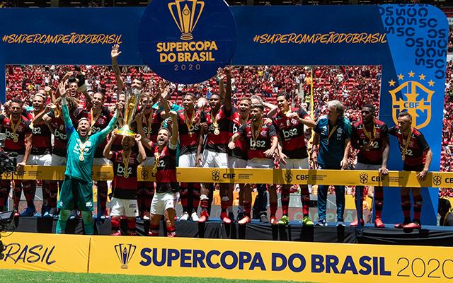 Se vencer a Recopa, Flamengo ser� clube brasileiro com mais t�tulos nacionais e internacionais