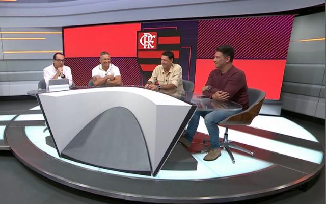 Comentaristas do 'Seleção SporTV' veem Flamengo como o grande favorito para conquistar a Recopa