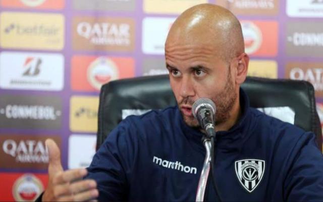 Treinador do Del Valle reconhece for�a do Flamengo e projeta �aproveitar momentos� para superar o Rubro-Negro