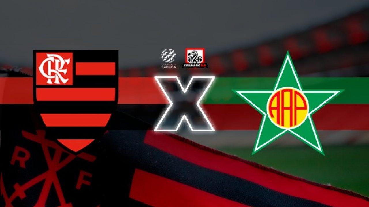 Transmissão ao vivo, escalações e mais: saiba tudo sobre Flamengo x  Portuguesa - Flamengo   Coluna do Fla