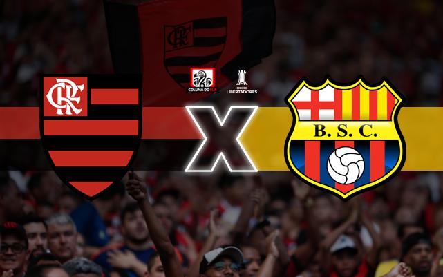Flamengo x Barcelona-EQU: local, horário, escalação e transmissão