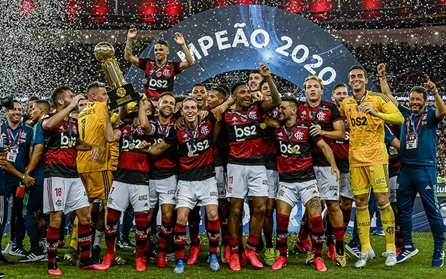 Jornalista lista motivos para comprovar que Flamengo está ...