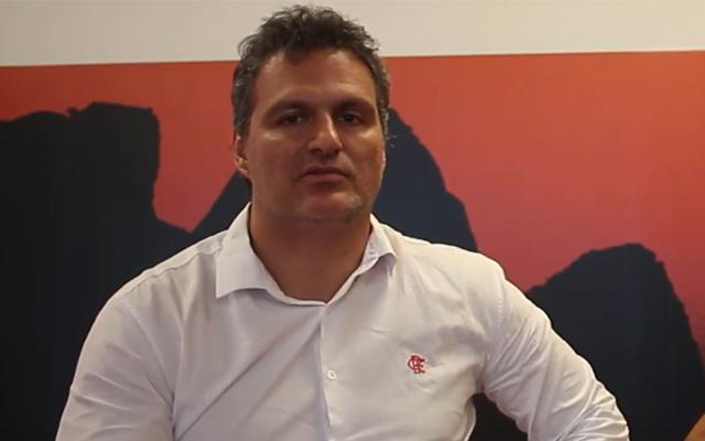 Dirigente do Flamengo não descarta novas contratações, mas trata renovação de Jesus como prioridade