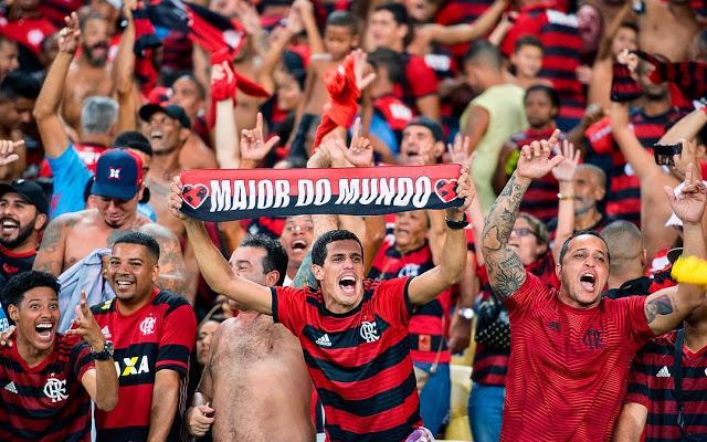 [COMENTE] Você concorda com a decisão da CBF de vetar liberação de torcida para o Flamengo?