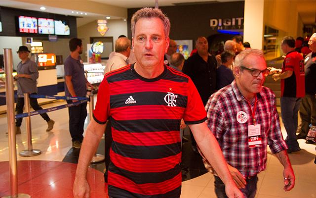Landim comenta sobre novo projeto de sócio-torcedores do Flamengo