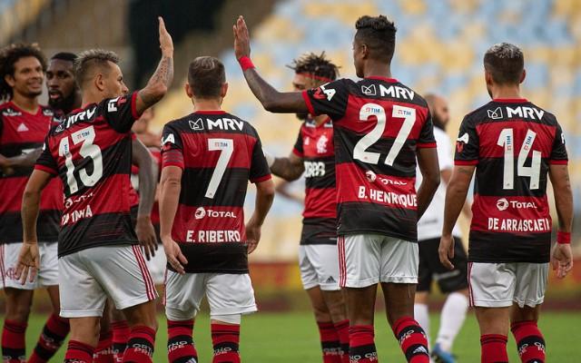 Confira os melhores momentos de Flamengo 2x0 Volta Redonda pelo Campeonato Carioca