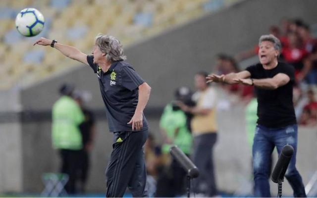 Jornalista afirma que Flamengo aprendeu li��o deixada por Jorge Jesus: �T�cnicos brasileiros est�o ultrapassados�