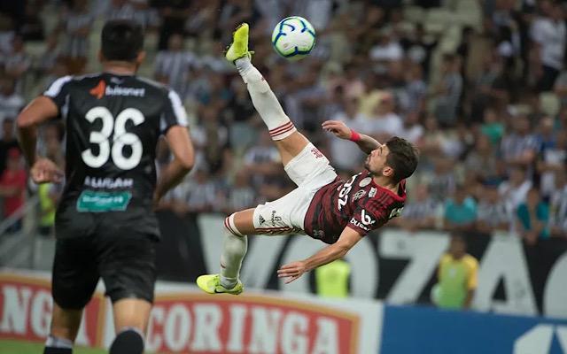 Boas lembranças: Flamengo goleou Ceará nos últimos dois jogos na Arena Castelão