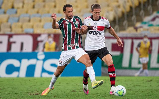 Flamengo ter� cinco mudan�as em rela��o ao time que enfrentou o Flu no primeiro turno