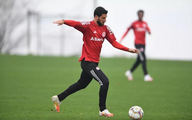 Internacional deve ter quatro desfalques para jogo contra Flamengo