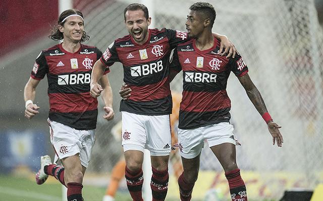 Flamengo Prepara Pacotao De Mudancas Contra O Bragantino Flamengo Coluna Do Fla