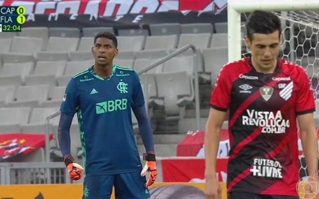 Com derrota para o Flamengo, Athletico chega a nove jogos sem vencer
